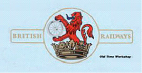 British railways livery.
