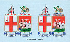 New Great Western crests.