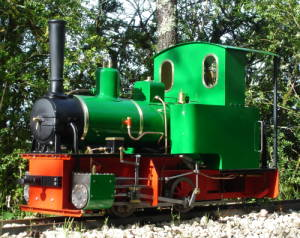 New Loco from POLLY: Orenstein and Koppel 0-4-0T Caroline